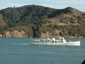 View of Angel Island